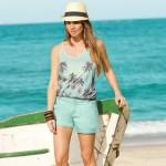 Shorts Coloridos Verão 2013: Dicas e Fotos